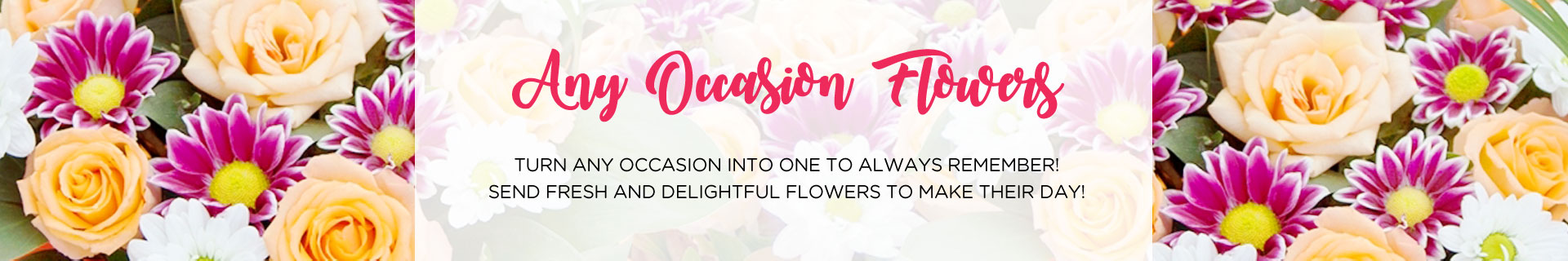 Any Occasion Flowers